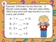 Addition and Subtraction Strategies for Success (Fall Theme)
