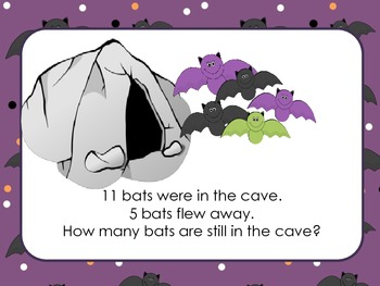 Addition and Subtraction Strategies for Success (Halloween Theme)