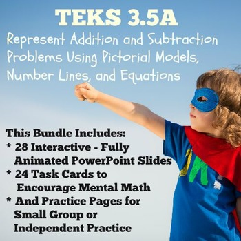 3rd Grade Addition and Subtraction TEKS