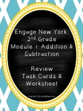 Engage NY Eureka Math Grade 2 Module 1 Task Cards