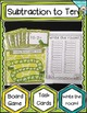 Addition and Subtraction Task Cards / Board Games / Write the Room
