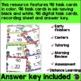 2 Digit Addition and Subtraction Task Cards Bundle (Superhero theme)