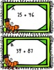 Addition and Subtraction Task Cards or Scoot Game - Differentiated