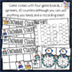 Addition and Subtraction - Tens Frame Game - Winter themed