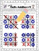 Addition and Subtraction Tic Tac Toe for 1st and 2nd