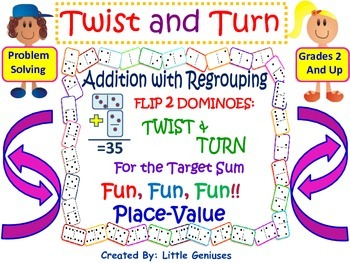 Addition and Subtraction With Regrouping and Rounding Games