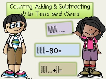 Addition and Subtraction With Tens and Ones/ Place Value