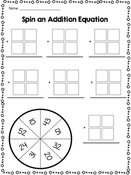 Addition and Subtraction Without Regrouping BUNDLE {No Prep + Digital}