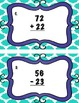 Addition and Subtraction Without Regrouping Task Cards/Scavenger Hunt