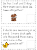 Addition and Subtraction Word Problem Cards