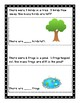 Addition and Subtraction Word Problem Practice (under 10)
