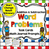 One-Step Addition and Subtraction Word Problems with Regrouping