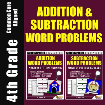 Fun Worksheets For 4th Grade Addition And Subtraction Word Problems Coloring