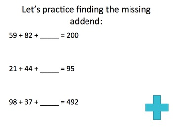 Addition and Subtraction Word Problems: CUBES Strategy PowerPoint
