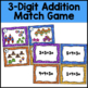 Teen Numbers Addition and Subtraction Task Cards