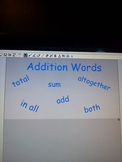 Addition and Subtraction Word Problems Mixed