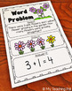 Addition and Subtraction Word Problems to 10 - Kindergarten Worksheets