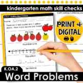 Addition and Subtraction Word Problems within Ten