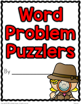 Addition and Subtraction Word Problems- Differentiated