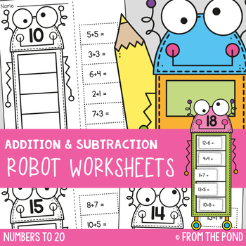Addition and Subtraction Worksheets