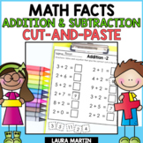 Back to School | Addition and Subtraction Worksheets | Dis