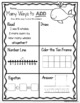 Addition and Subtraction Worksheets - FREE - Math Center Sums of 5