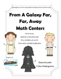 Addition and Subtraction from a Galaxy Far Away