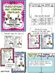 Envision Addition and Subtraction key word Game and Check List common core MAFS