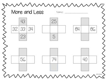 Addition and Subtraction of 10