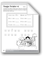 Addition and Subtraction of Decimals