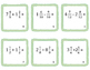 Addition and Subtraction of Mixed Numbers Task Cards