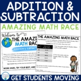 Addition and Subtraction of Thousands and Millions (Amazin