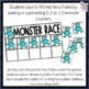 Monster Addition and Subtraction Tens Frame Game