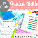 Addition and Subtraction to 10 Activities and Games