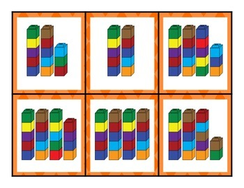 Addition and Subtraction to 20 flashcards workstations centers