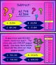 Addition and Subtraction to One Million Power Point Millionaire Game 4th Grade