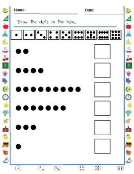Addition and Subtraction up to 10 Daily Warm-up for First Grade.