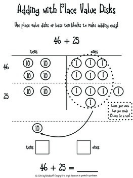 Addition and Subtraction using Singapore Math Strategies {CCSS Aligned}