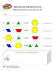 Addition and Subtraction with Pattern Blocks: Investigation 1