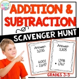 4 Digit Addition and Subtraction Game