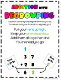 Addition and Subtraction with Regrouping Songs/Chart