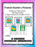 Addition and Subtraction (with regrouping) - French Myster
