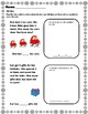 Addition and Subtraction within 10 story problems