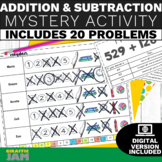 Addition within 1000 and Subtraction within 1000 Math Activity
