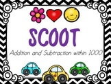 Addition and Subtraction within 1000 SCOOT (common core aligned)