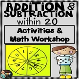 Addition and Subtraction within 20
