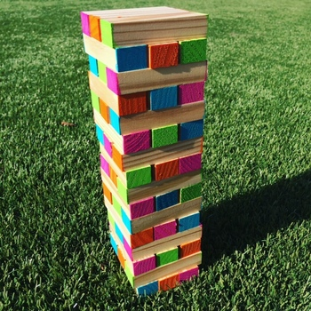 Addition and Subtraction (within 20) Jenga Cards