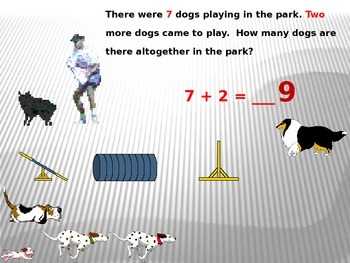 First Grade Addition and Subtraction word problems
