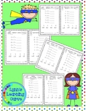 Addition and Sutraction Fact Fluency