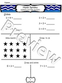 Addition and Teen Number Review